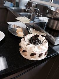 Black forest Genoise Sponge